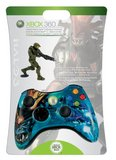 Controller -- Wireless: Halo 3: Covenant (Xbox 360)
